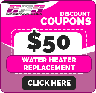 50 water heater replacement