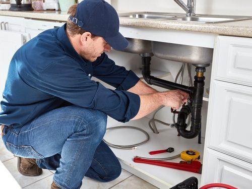 plumbing fixture repair & installation