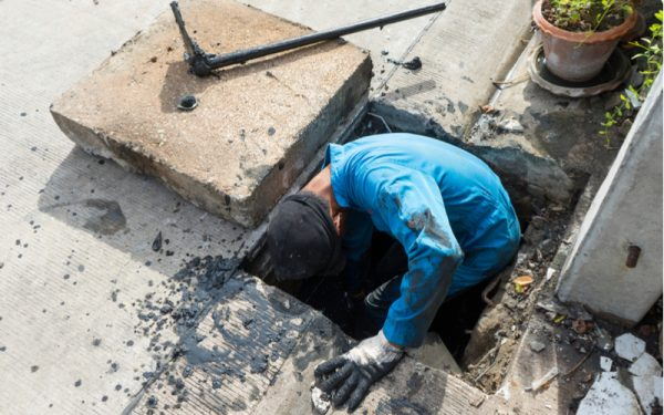 sewer line repairs & replacement