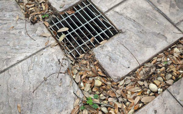 Clean Out a Yard Drain